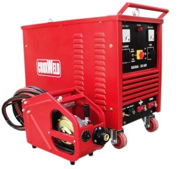 CWM MIG Voltage Current Characteristics of Welding Machine